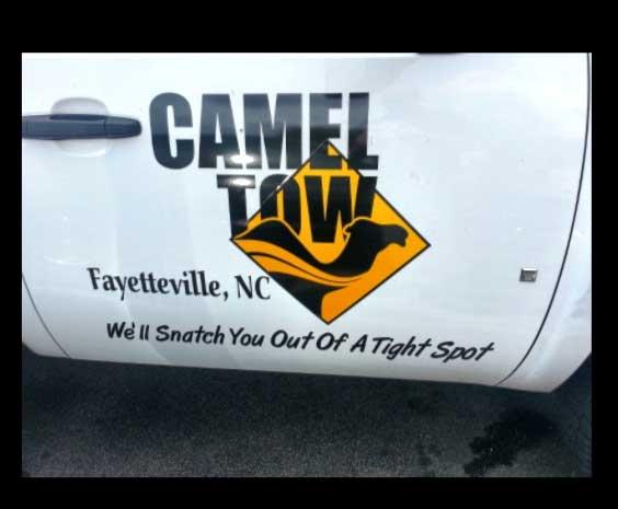 camel-towing