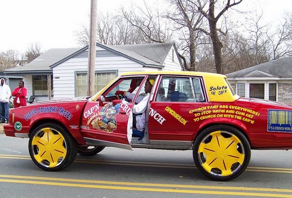 The 25 Funniest Quot Pimped Out Quot Rides Ever