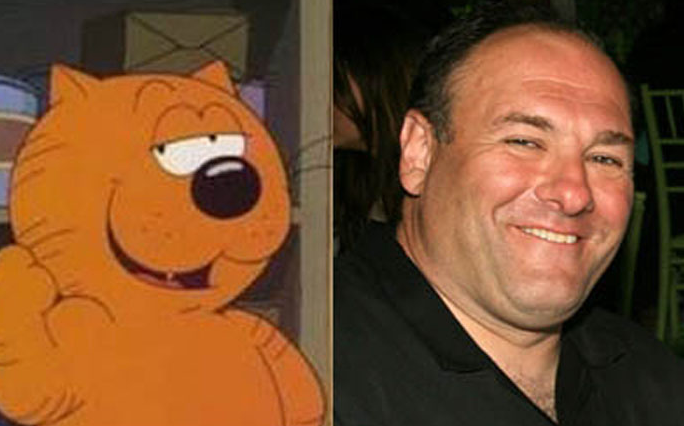 Cartoon Characters In Real Life PHOTOS WorldWideInterweb - People cartoon look alikes