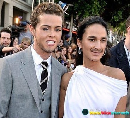 Mouth swap. | funny | Pinterest | Face swaps, Funny and ...