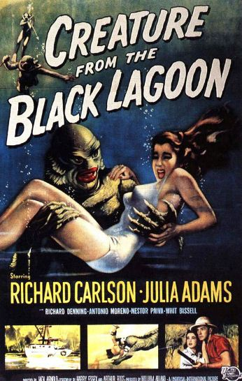 creature from the black lagoon poster 20120103 1713687846