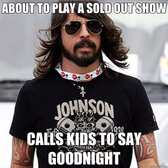 dave grohl kids