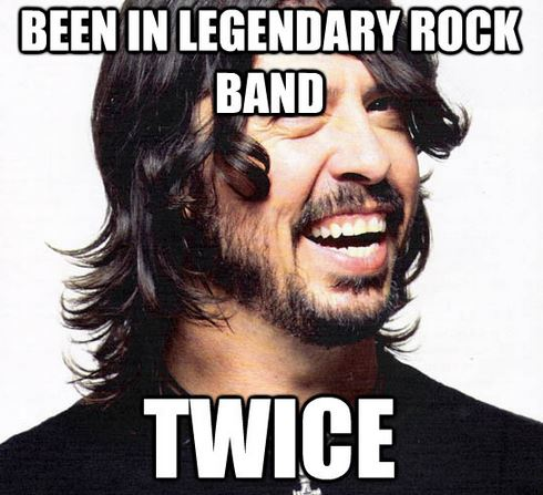 dave grohl memes