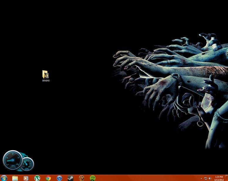 desktop wallpaper brains