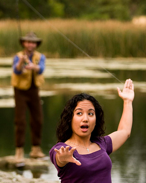 engagement fishing