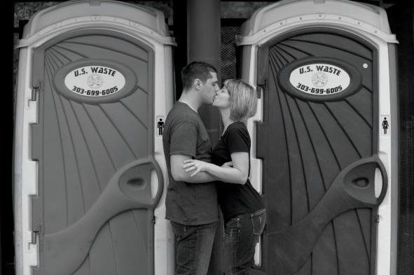 engagement poop