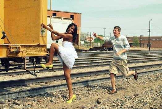 engagement train