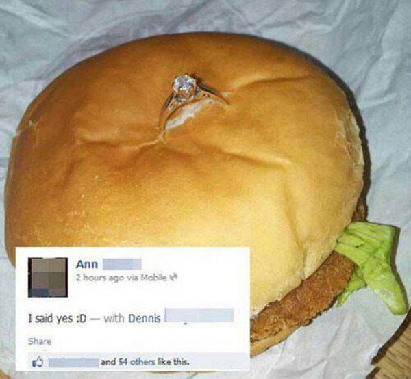 The 20 Funniest Marriage Proposals Ever Gallery Worldwideinterweb