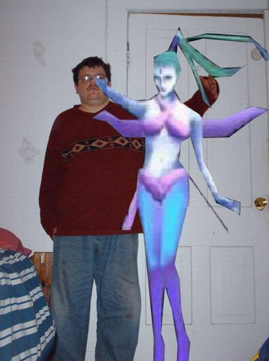 forever alone photoshop