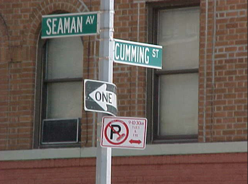 funniet street names