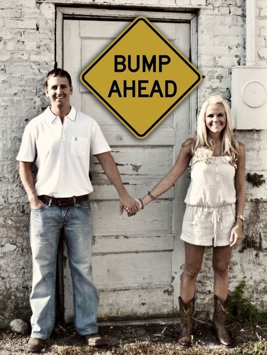 the 25 funniest pregnancy announcements ever gallery wwi