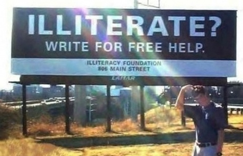 funny billboard pictures
