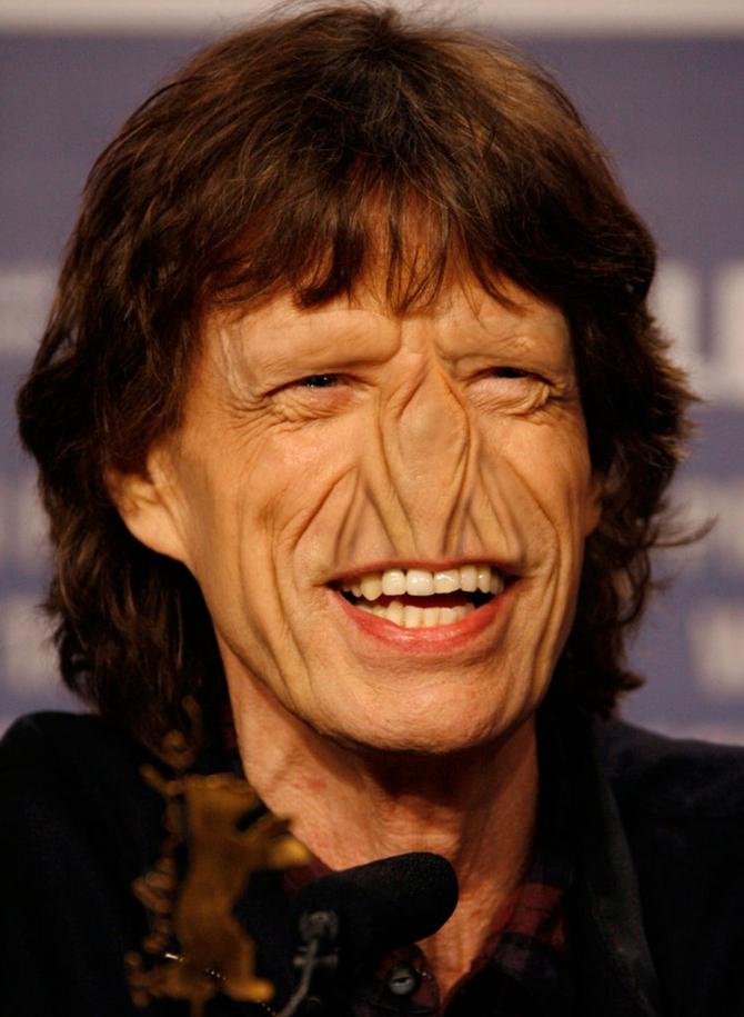 celebrities without noses and eyebrows worldwideinterweb