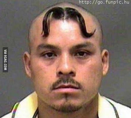 funny hairdos