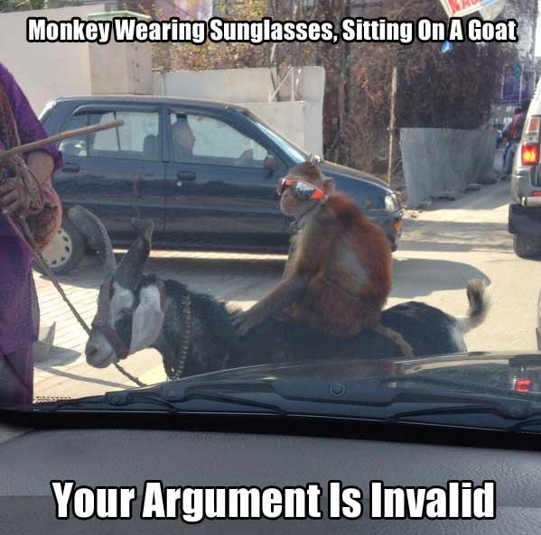goat-monkey