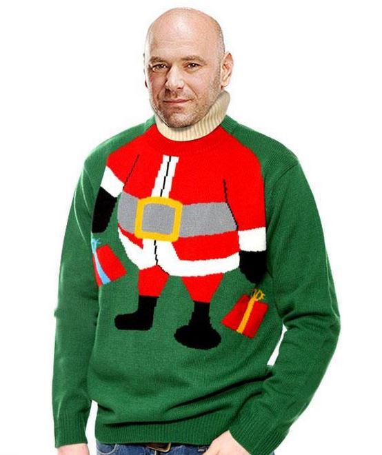 hilarious christmas sweater