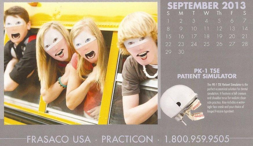 insane calendar