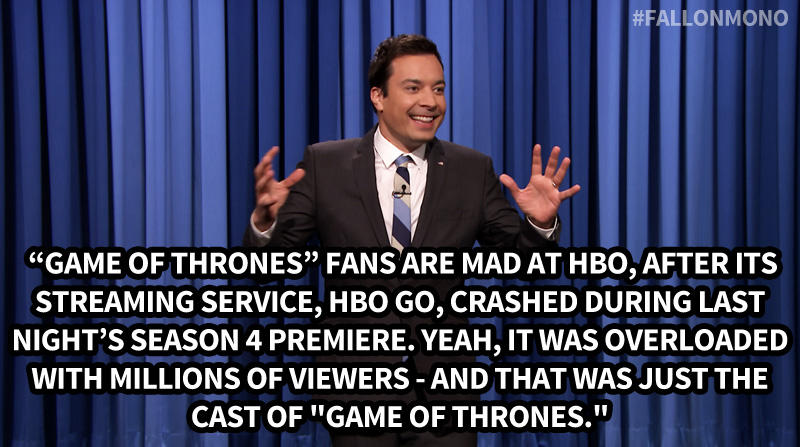 jimmy fallon game of thrones