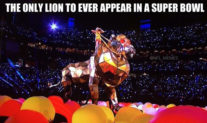 The Funniest Katy Perry Halftime Show Memes ...