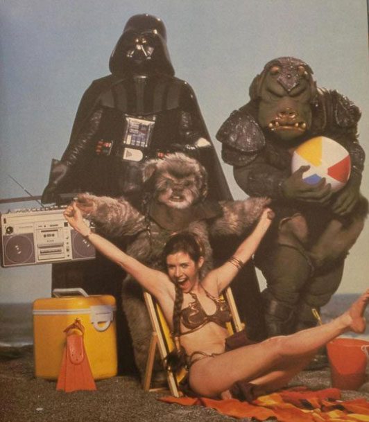 leia-rare-behind-the-scenes