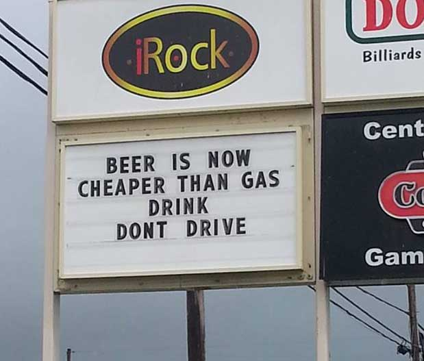 The Funniest Liquor Store Signs Ever (GALLERY)
