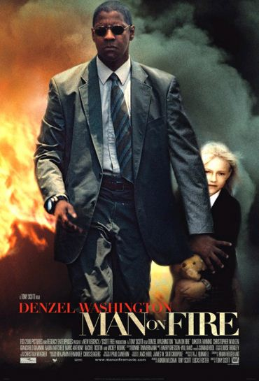man on fire poster 20120103 1796353946