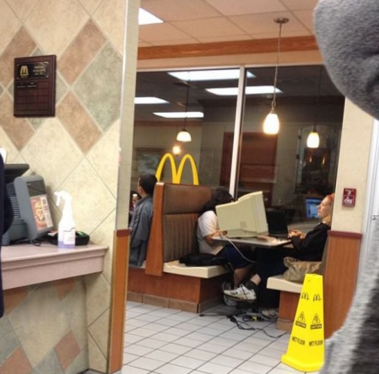 mcdonalds funniest photos