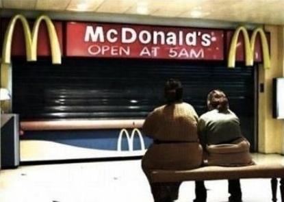 mcdonalds funny
