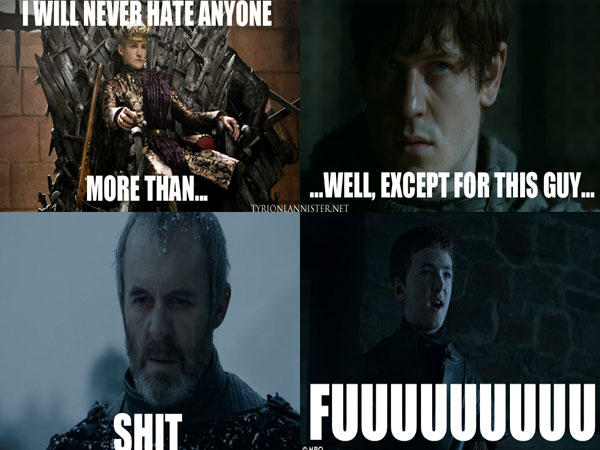 The 25 Funniest Internet Reactions To The Game Of Thrones ...