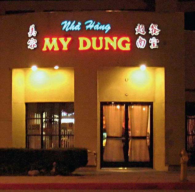 my-dung-restaurant