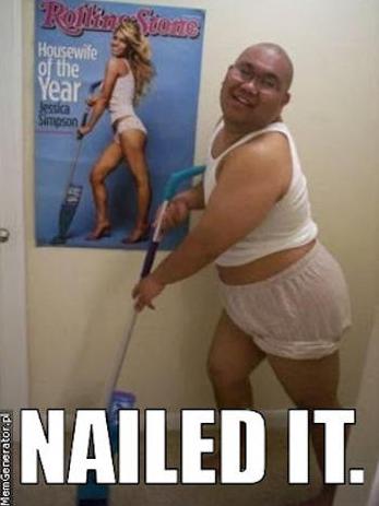 nailed it funny