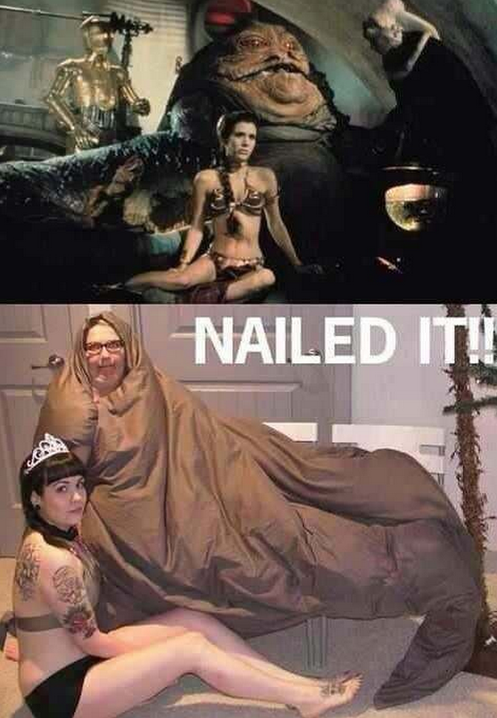 nailed it meme