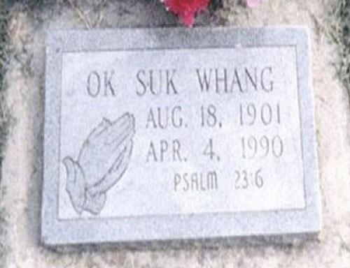 ok-suk-whang