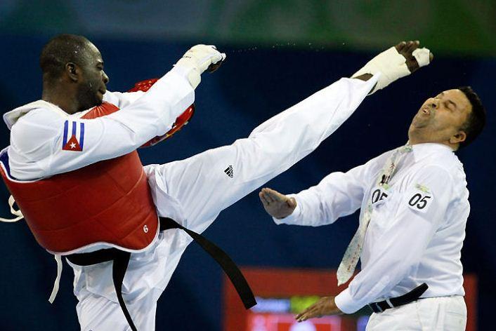 olympic kickboxing