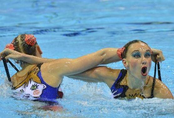 olympics funniest photos