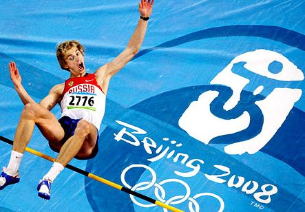 olympics funny faces