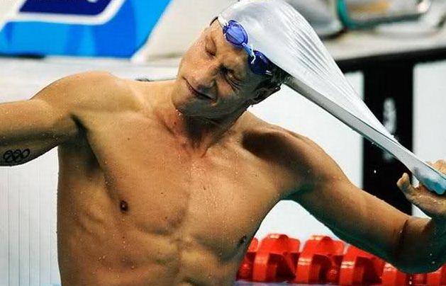olympics funny hat