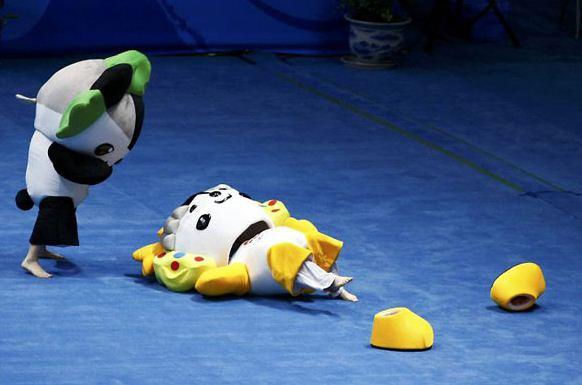 olympics mascot fail