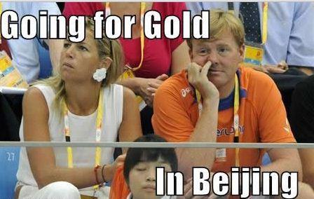 olympics nose pick
