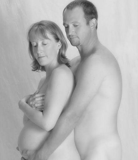 pregnant couple fail