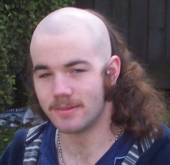 redneck hairdo