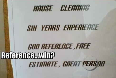 resume god