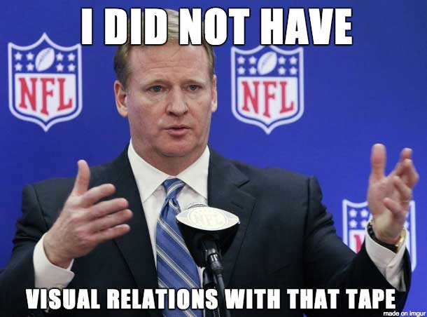 roger goodell fired the funniest roger goodell memes worldwideinterweb
