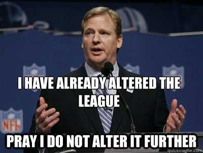 roger goodell suspended the funniest roger goodell memes worldwideinterweb