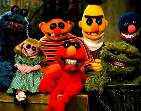 Creepy Pbs Kids Shows It A Big Big World