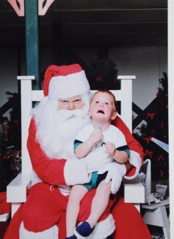 sketchiest santa pics