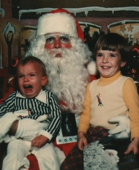 sketchy santa photos