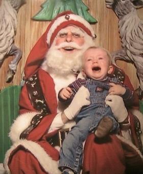 sketchy santa pics