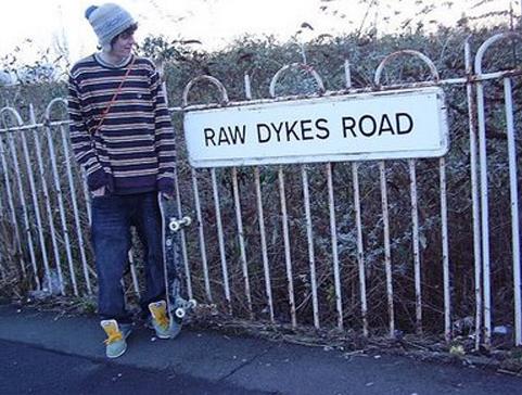 street name hilarious