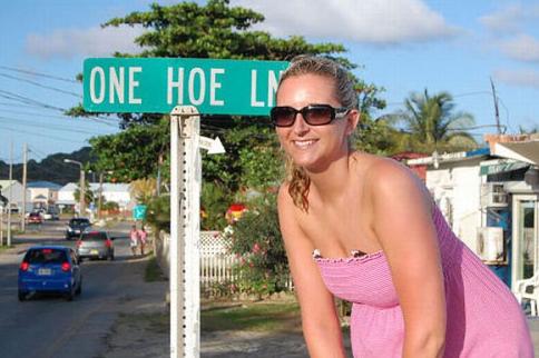 street names funniest